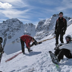 Skiing and Winter Mountaineering